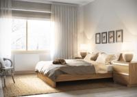 infrarotheizung-wand-simpel-schlafzimmer